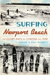 Surfing Newport Beach
